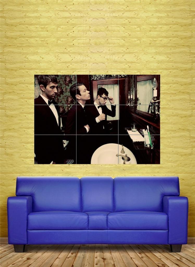 Fun Band American Indie Pop Custom Art Giant Poster Print 89 x 125 CMS