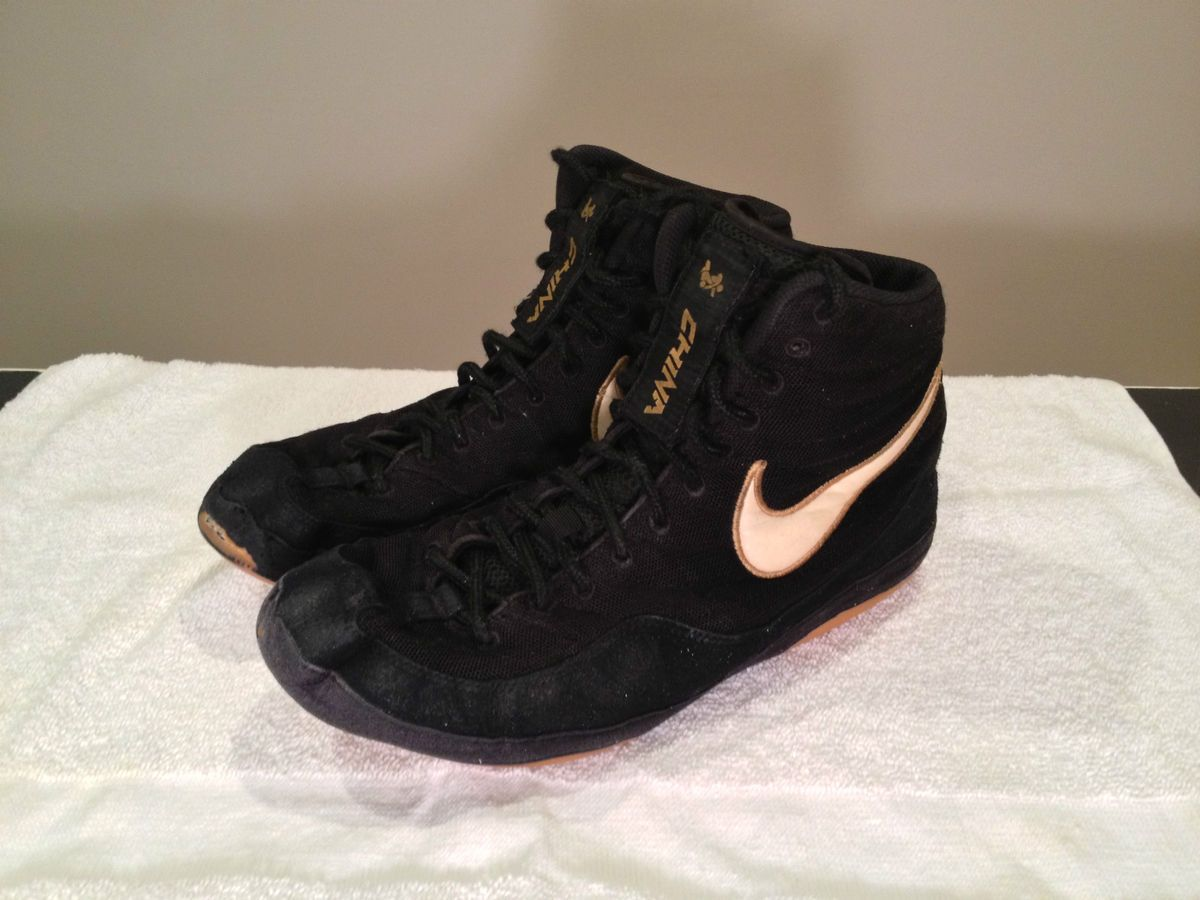 Nike Inflict OE China Wrestling Shoes Olympic Edition ( Inflicts