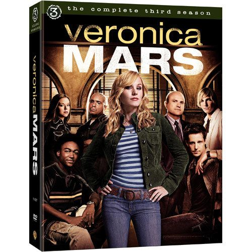 VERONICA MARS~~~TV COMPLETE SEASON 3~~~6 DVD SET~~~NEW