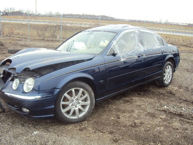 00 01 02 03 Jaguar s Type Automatic Transmission