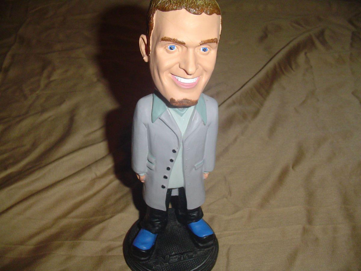 Justin Timberlake Bobble Head Doll NSYNC Knocker Nodder Boy Band Music