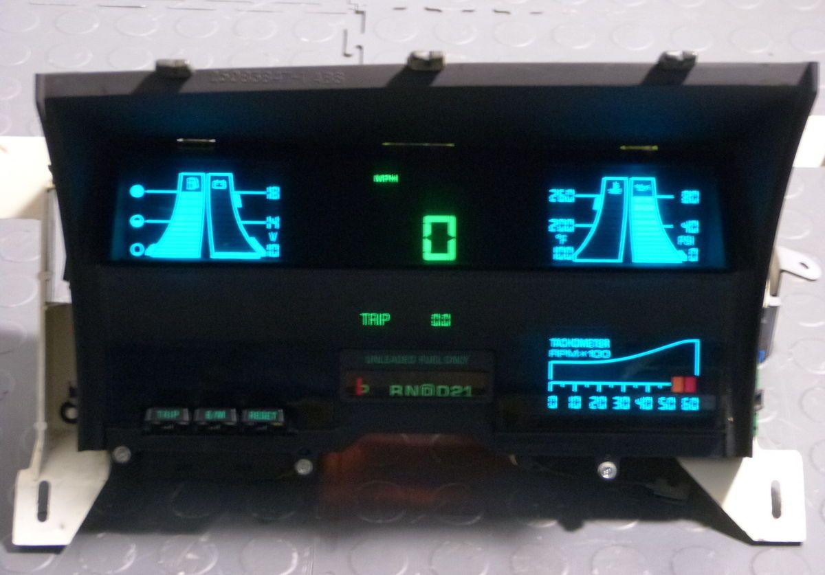 89 90 91 92 93 94 GMC Chevrolet Blazer Jimmy Digital Instrument