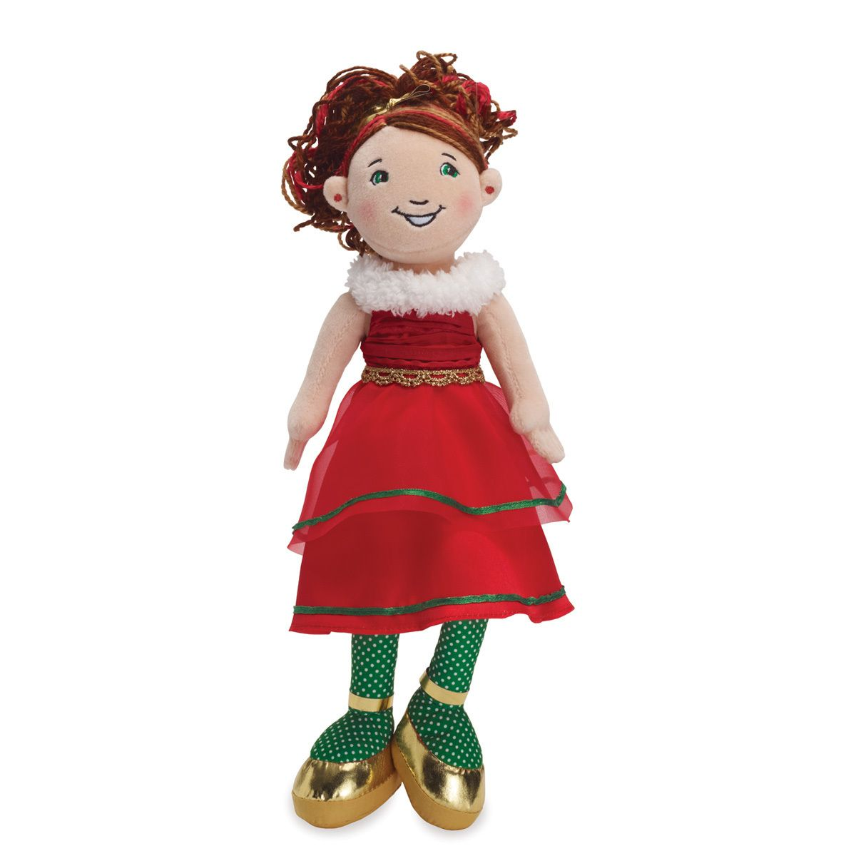 Manhattan Toy Groovy Girl Doll Holiday Wishes Hadley Special Edition