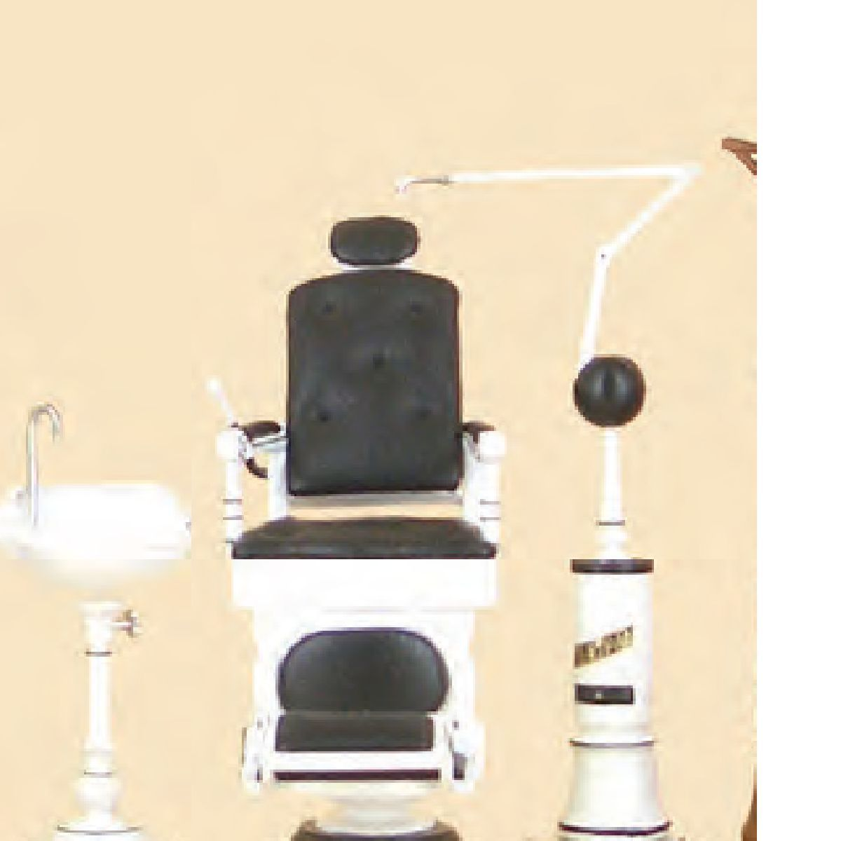 Miniature Furniture Dental Dentist Chair Doctor Medical Office