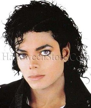 Licensed Michael Jackson Thriller Wig