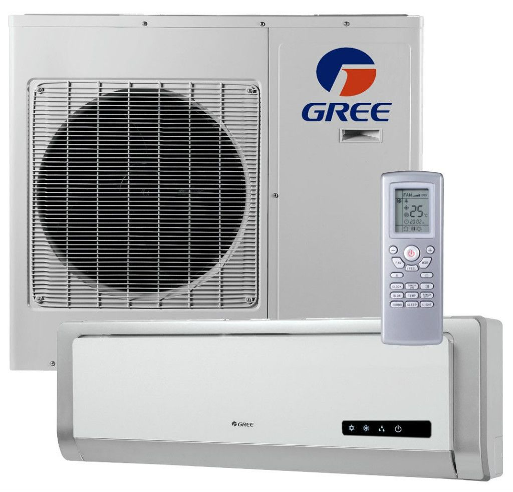 Ductless Mini Split Air Conditioner Heat Pump 18K BTU
