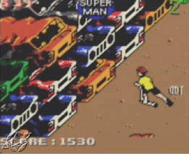 Razor Freestyle Scooter Nintendo Game Boy Color, 2001