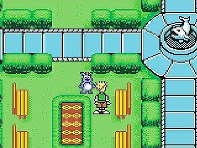 Dougs Big Game Nintendo Game Boy Color, 2000