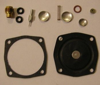 Tecumseh Carburetor Diaphragm Kit 631893a Fit Toro S200