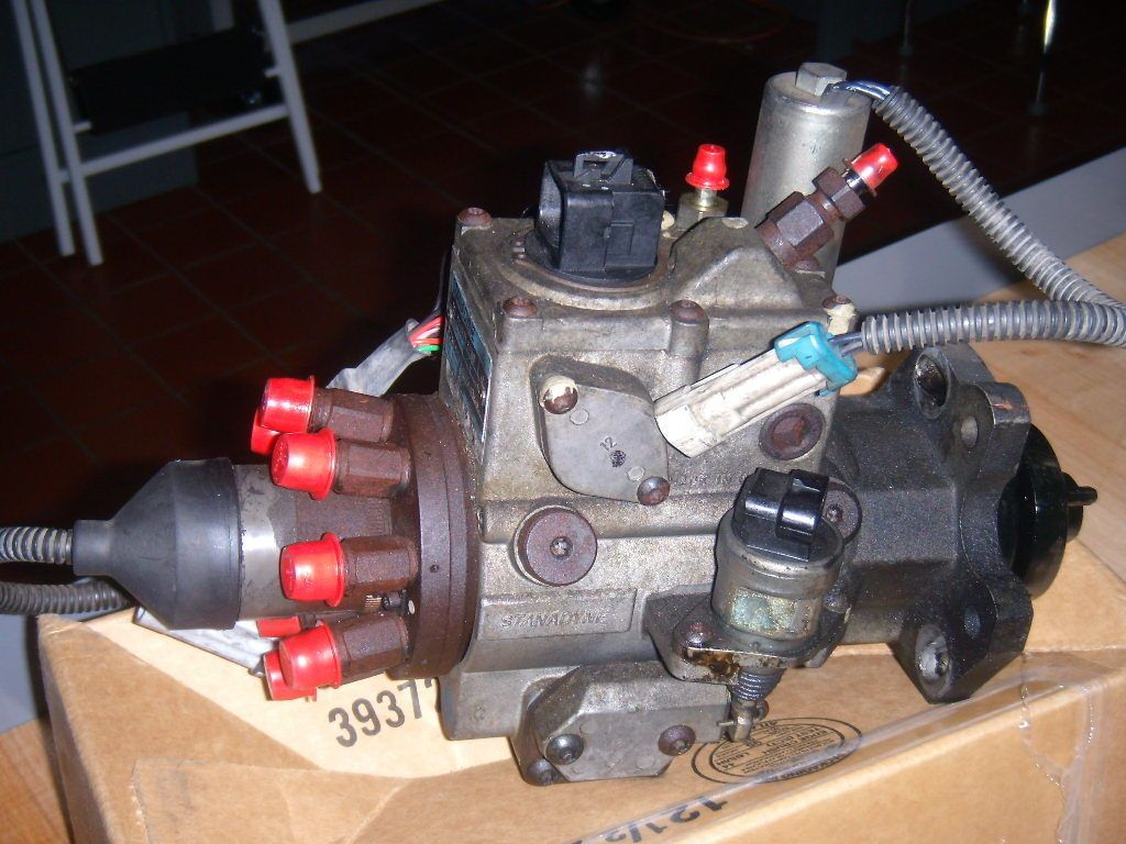 Ds Fuel Injection Pump Coresds Injector 65 Diesel Vw Bug Electric Ebay