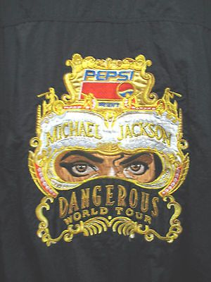 Michael Jackson Dangerous World Tour Presented by Pepsi   Dancers