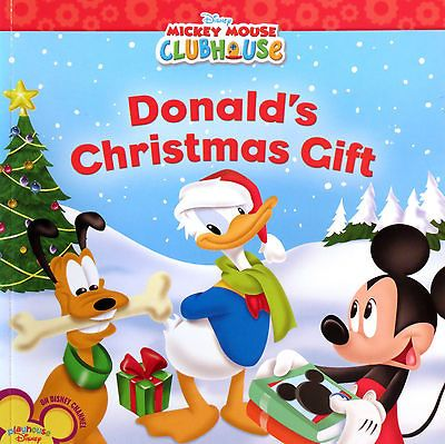 Disney Mickey Mouse Clubhouse Donalds Christmas Gift