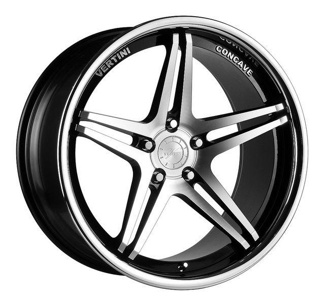 Magic Staggered Wheels Rims Fit BMW F10 2010 E60 5 Series
