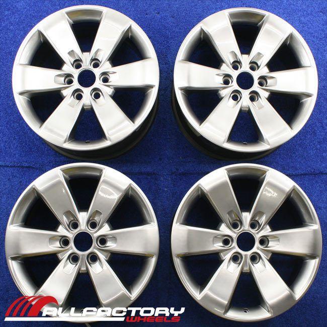 Pickup 20 2010 2011 2012 10 11 12 Factory Wheels Rims Set 3833
