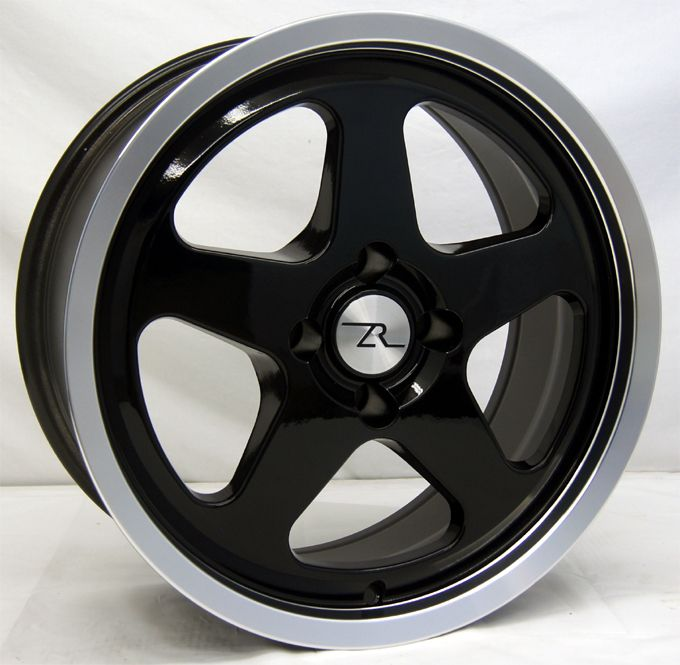 Mustang SC Style Wheels 17x8 Fits Saleen 17 inch 17 4 Lug Rims