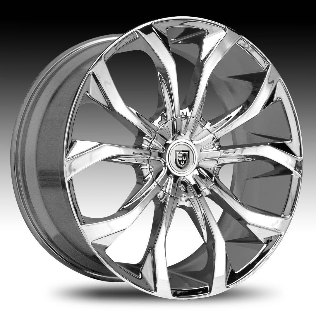 26 Lexani Lust Chrome Wheel Set Lust Rims Lexani 26 Rims for Cars