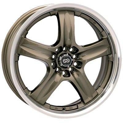 17 Enkei EM5 Rims Wheels Bronze 17x7 5x100 5x114 3 38