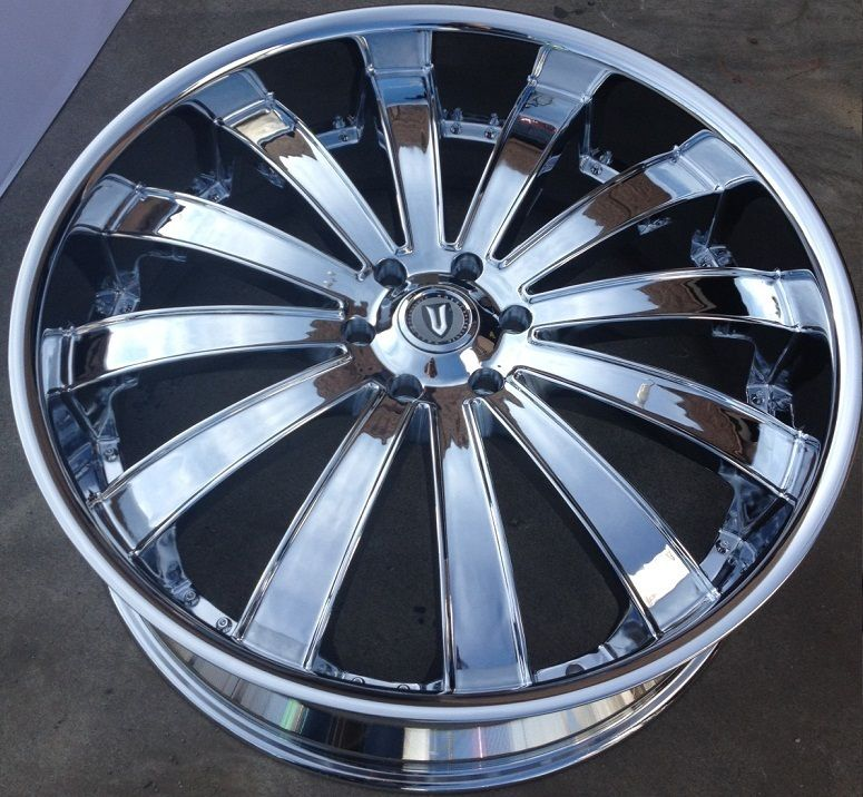 22 Versante 225 Wheels Rims Tires 5x115 Charger Chrysler 300 Magnum