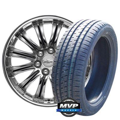 22 GMC Chevrolet Cadillac Wheels CK347 Tires 285 45 22 New