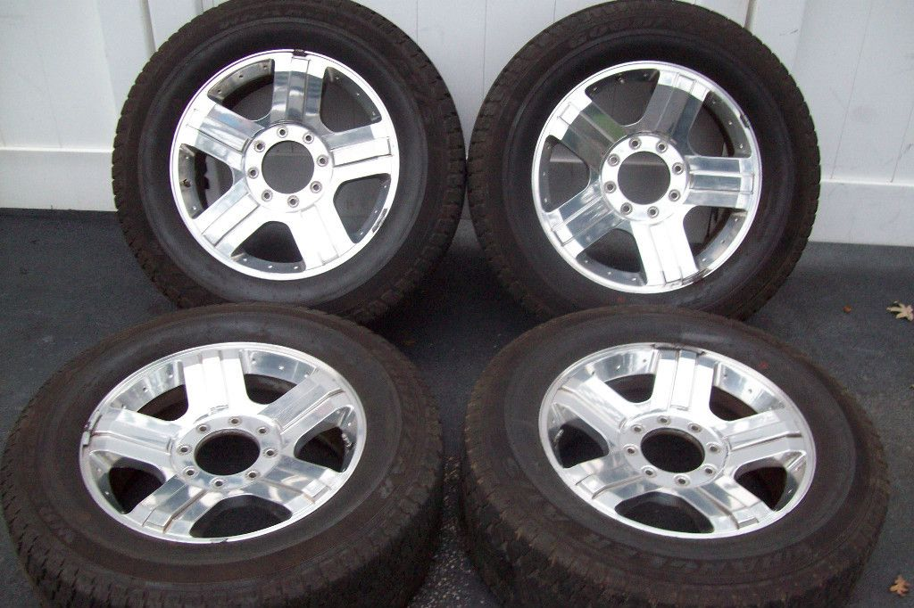 F250 F350 20 Wheels Tires Harley Davidson Rims 07 08 09