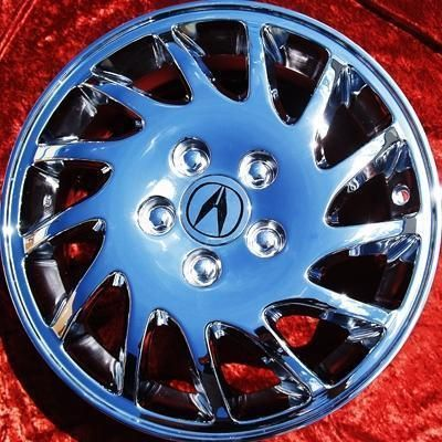 OF 4 NEW 16 ACURA 3 5 RL OEM FACTORY CHROME WHEELS RIMS EXCHANGE 71684