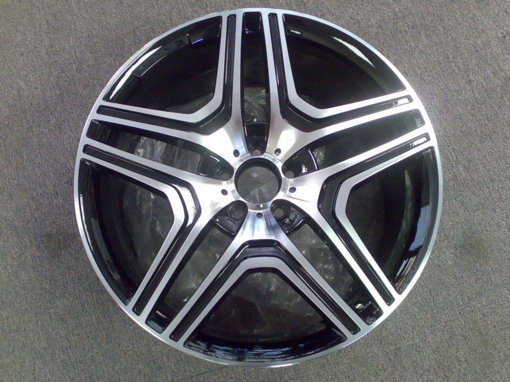20 Mercedes Benz ML63 Style Wheels Rims Fits Any ML350 ML550 R350