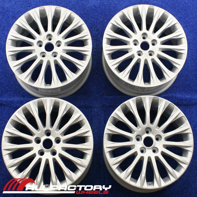 Ford Focus 17 2012 12 Factory Wheels Rims Set Four 3885