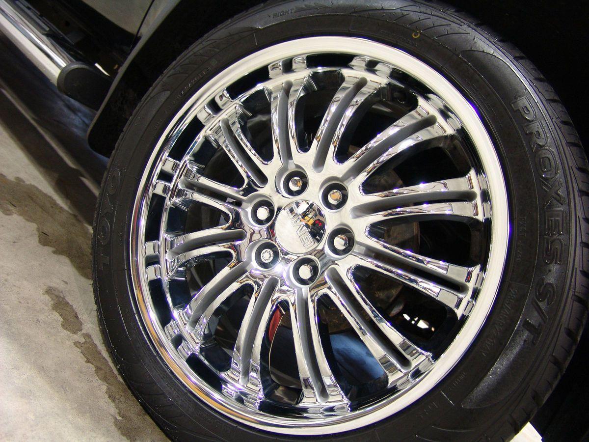 OEM CK347 22 for Wheel Rim Tire GM CHEVY Escalade Denali Tahoe w/ year