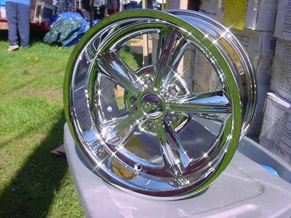 625 ion Hotrod 15x8 Chevy Ford Mopar Pontiac Wheels