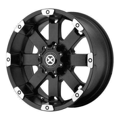 20 inch ATX 185 Crawl Black Wheels Rims 6x135 Ford F150