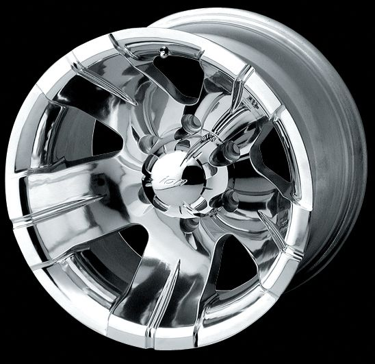 CPP ION Alloys 138 Wheels Rims 15x8 fits S10 S15 BLAZER JIMMY BRAVADA
