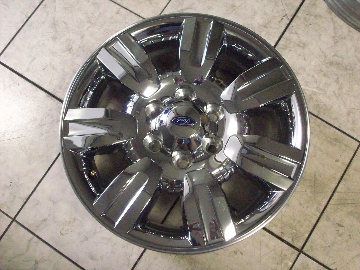 18 Ford F150 Truck F150 Expedition Chrome Factory Wheels Rims