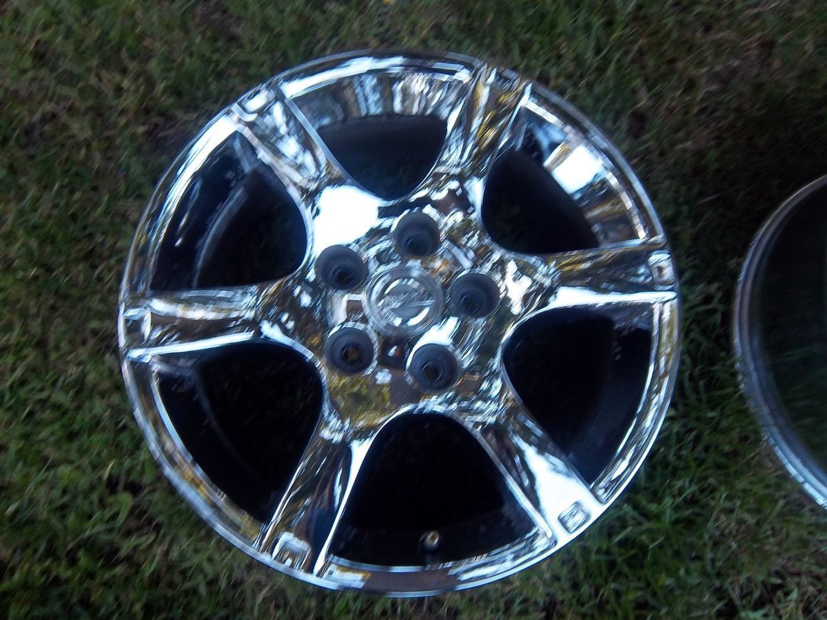 16 Chrome Nissan Altima Factory Wheel Rim 05 06 62443 1