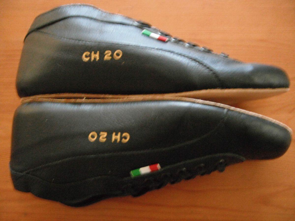 ITALIAN MADE SIZE 42 CHESTER CH20 SPEED SKATE ROLLER SKATE QUAD SKATE