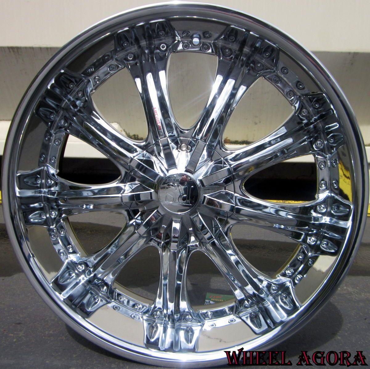 26 inch Wheels Rims Tires RSW33 Escalade Tahoe Suburban Denali Yukon