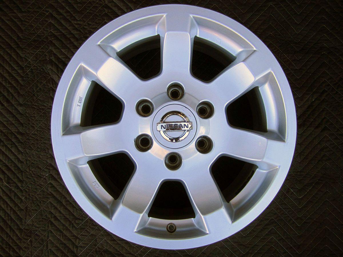 2004 2007 Nissan Titan Armada 17 Alloy Stock Factory Wheel Rim 62435