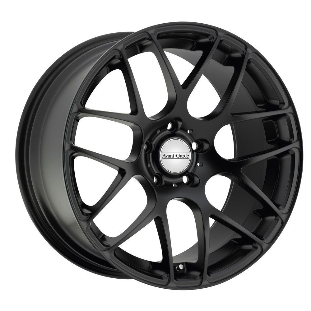 M310 Matte Black Wheels Rims Fit Ford Mustang Boss 302 Shelby