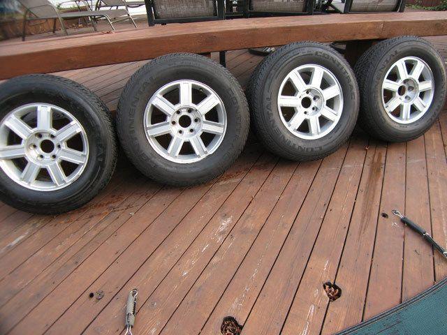 18 GM Wheels Rims Chevy Cadillac ESV Tahoe Suburban Yukon GMC Sierra