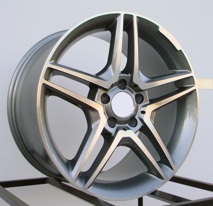 18 AMG Wheels Rims Fit Mercedes E320 E350 E500