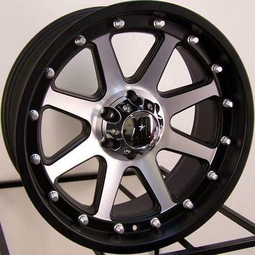 20x9 Black Machined XD Addict Wheels Rims Ford F250 F350 Excursion