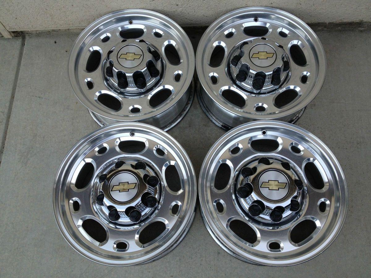 OEM Duramax Wheels Chevy Silverado 2500HD GM Rims 4x4 HD GMC Diesel HD