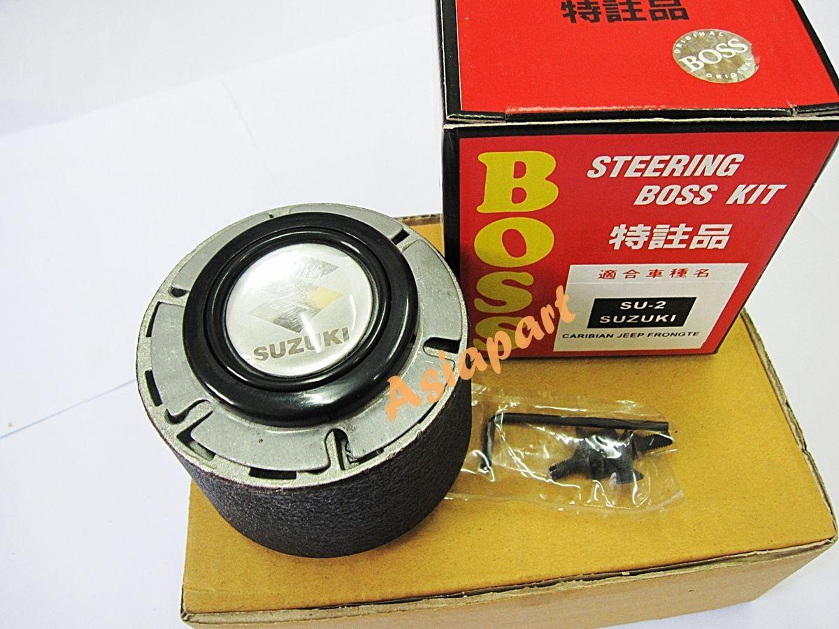 Samurai Jeep Steering Wheel Hub Adapter SJ 413 Boss Kit SU2