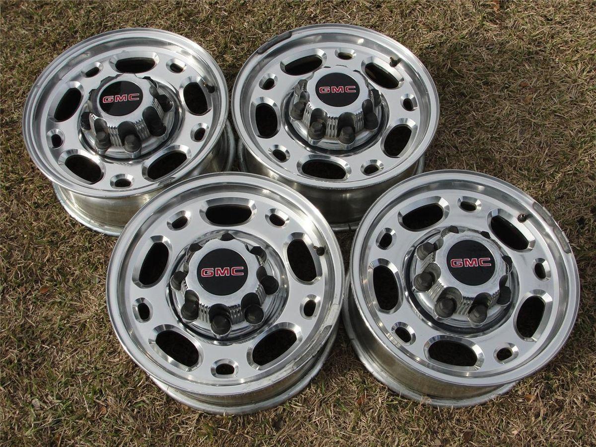 Chevy Silverado GMC Sierra 8 Lug 2500 HD Alloy Wheels Rims