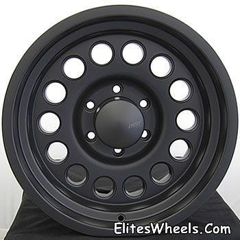15 inch black wheels rims 5x5 5 american eagle jeep ford classic sale