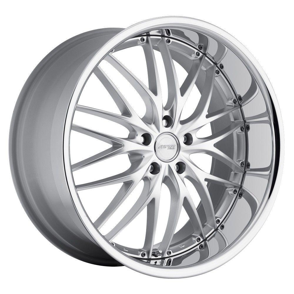 22 MRR GT1 Staggered Wheels Rims BMW 645 650 M6 745 750 760
